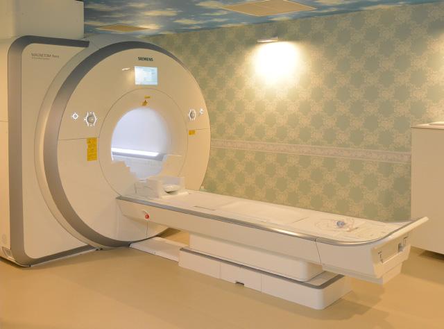 MRI(1.5テスラ)